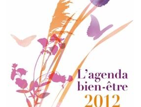 Couverture Agenda Bien-être 2012