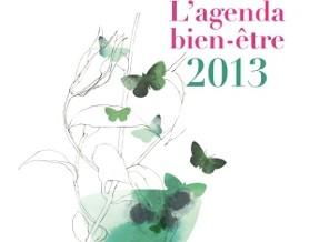Couverture Agenda bien-être 2013